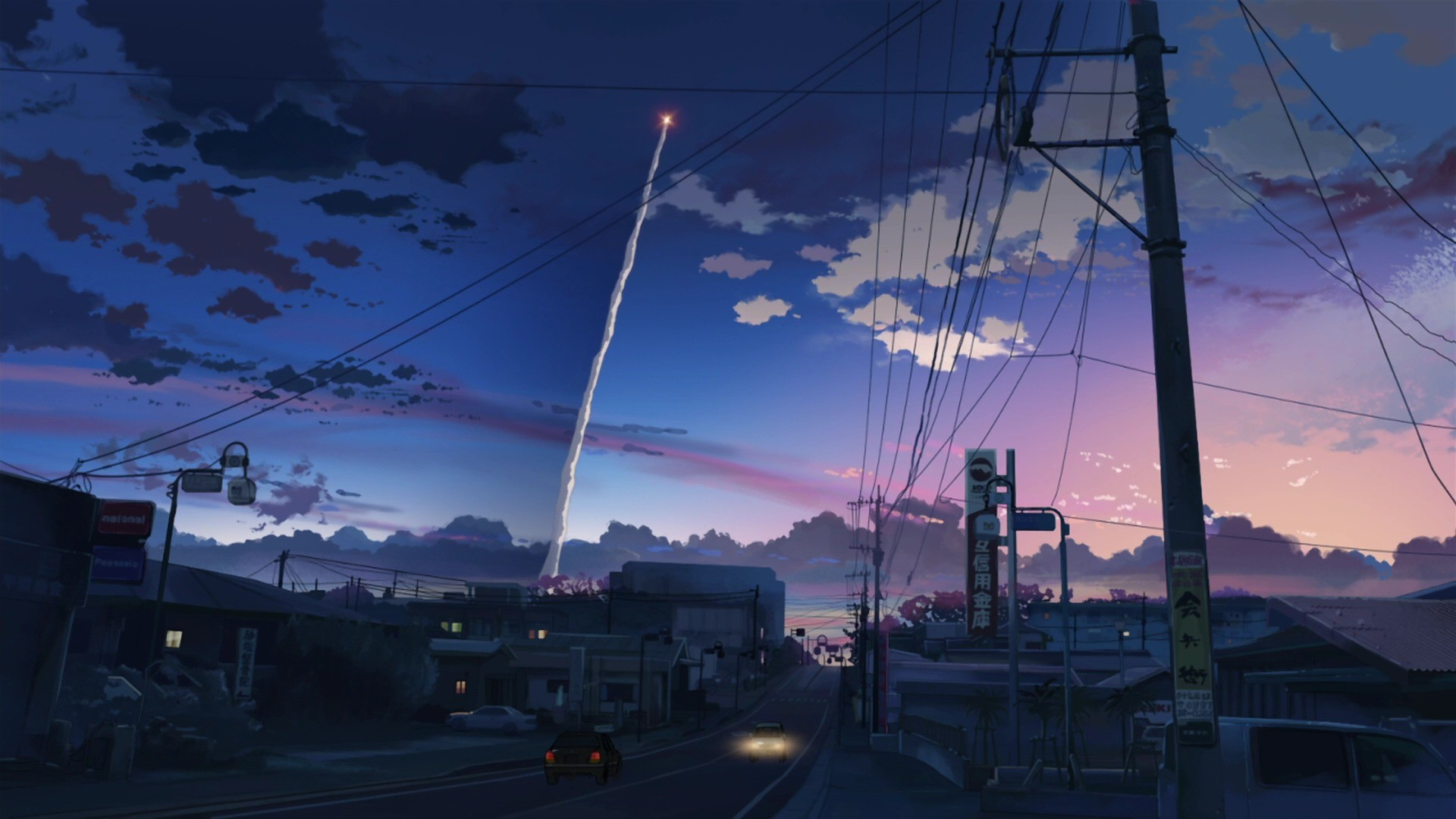 Wallpapers Iphone 7 Anime Scenery Wallpaper 183 ① Download Free Awesome