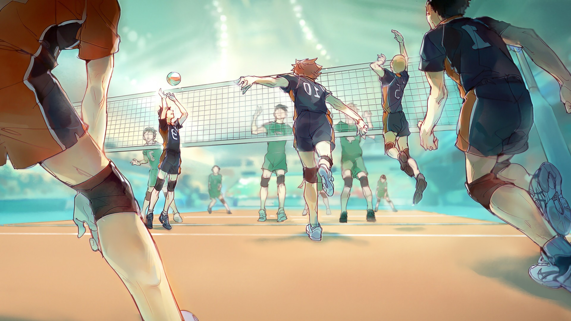 Volleyball Wallpaper Iphone Haikyuu Wallpaper 183 ① Download Free Cool High Resolution