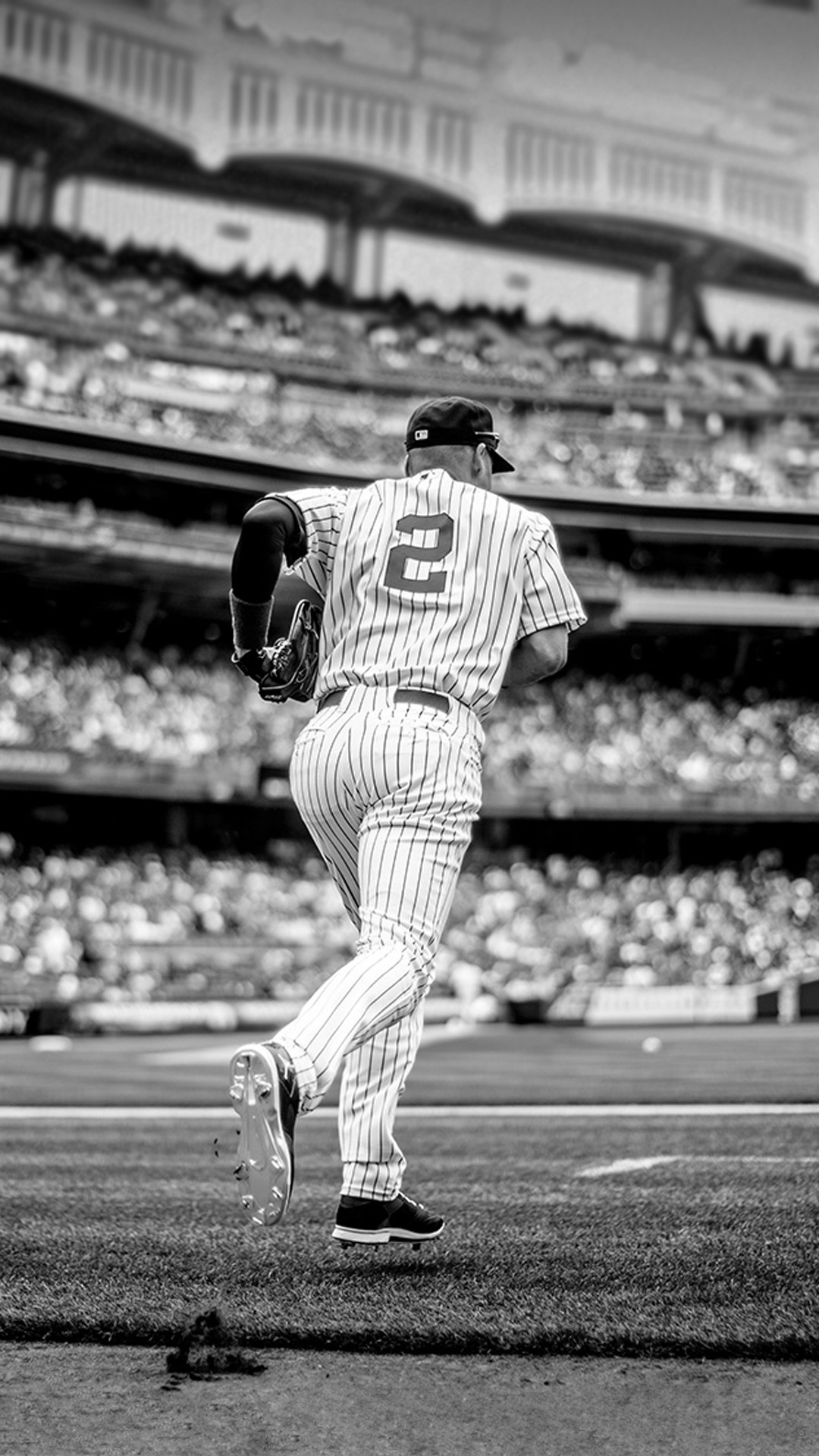 Yankees Iphone 7 Plus Wallpaper Derek Jeter Wallpapers 183 ①