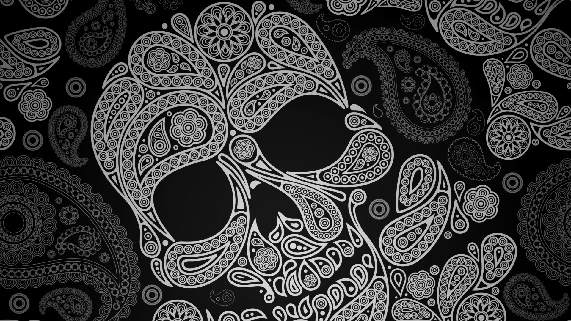 Skeleton Pattern Wallpaper Cute Skull Background 183 ① Download Free Awesome High Resolution
