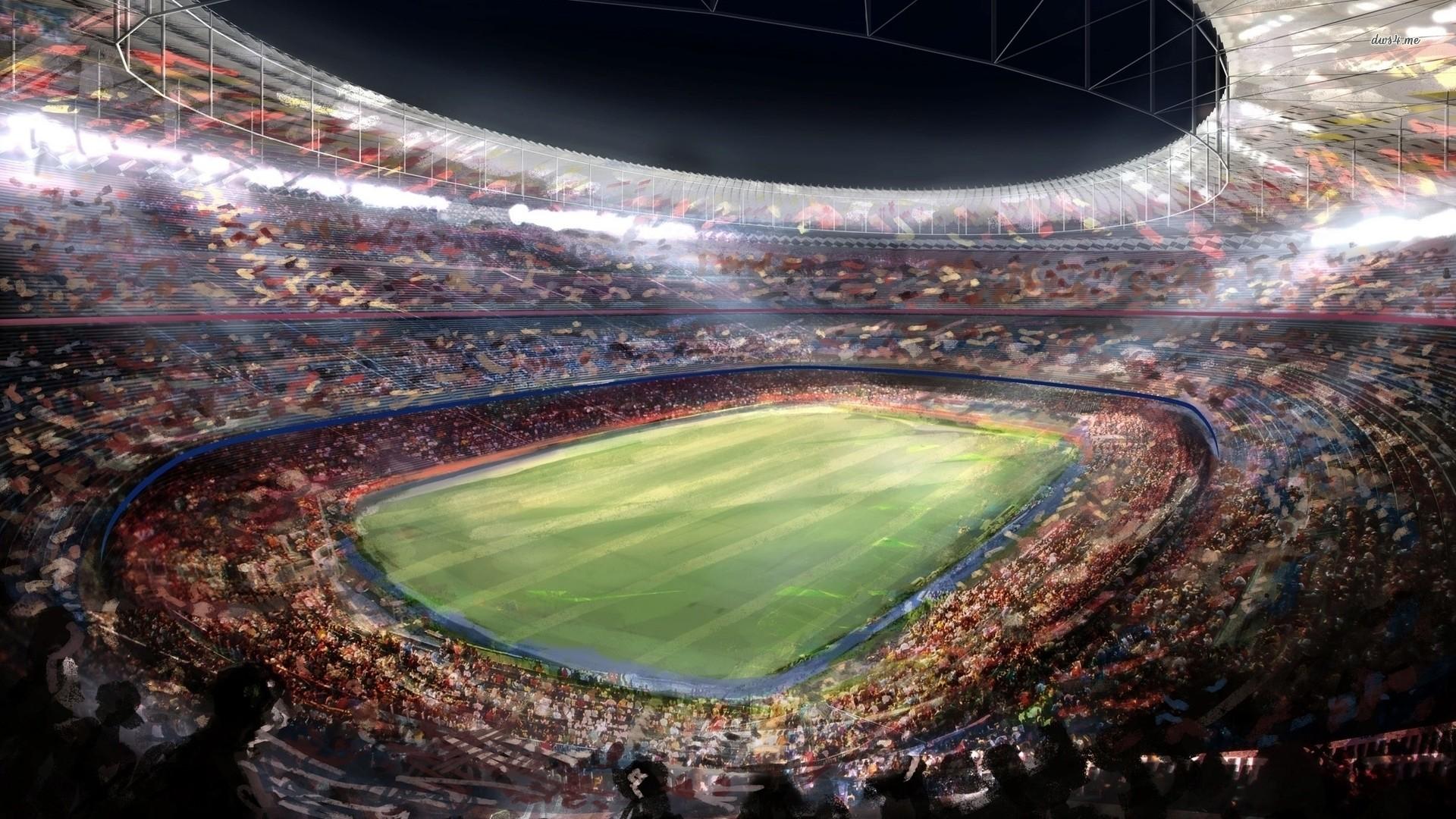 Real Madrid Wallpaper Full Hd Camp Nou Wallpaper 183 ①