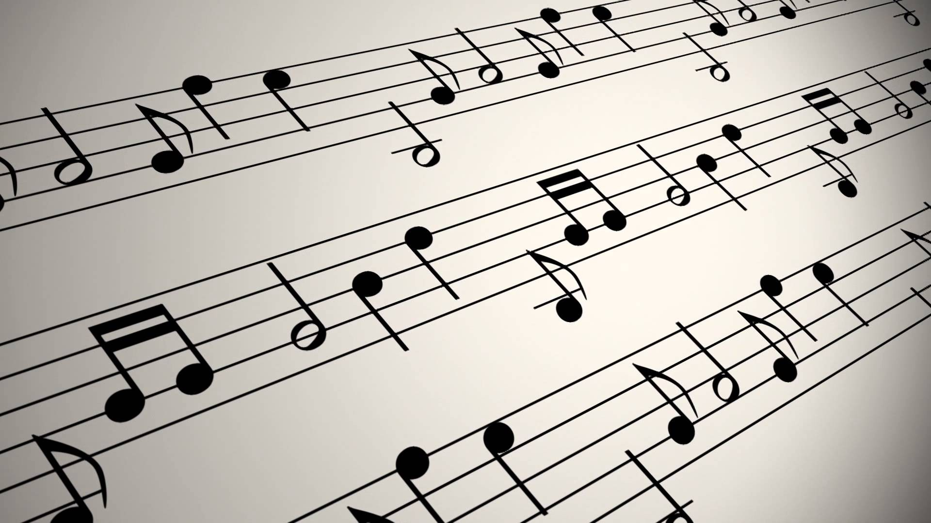 Music Notation Notes Music Notes Background ① Download Free Awesome Hd