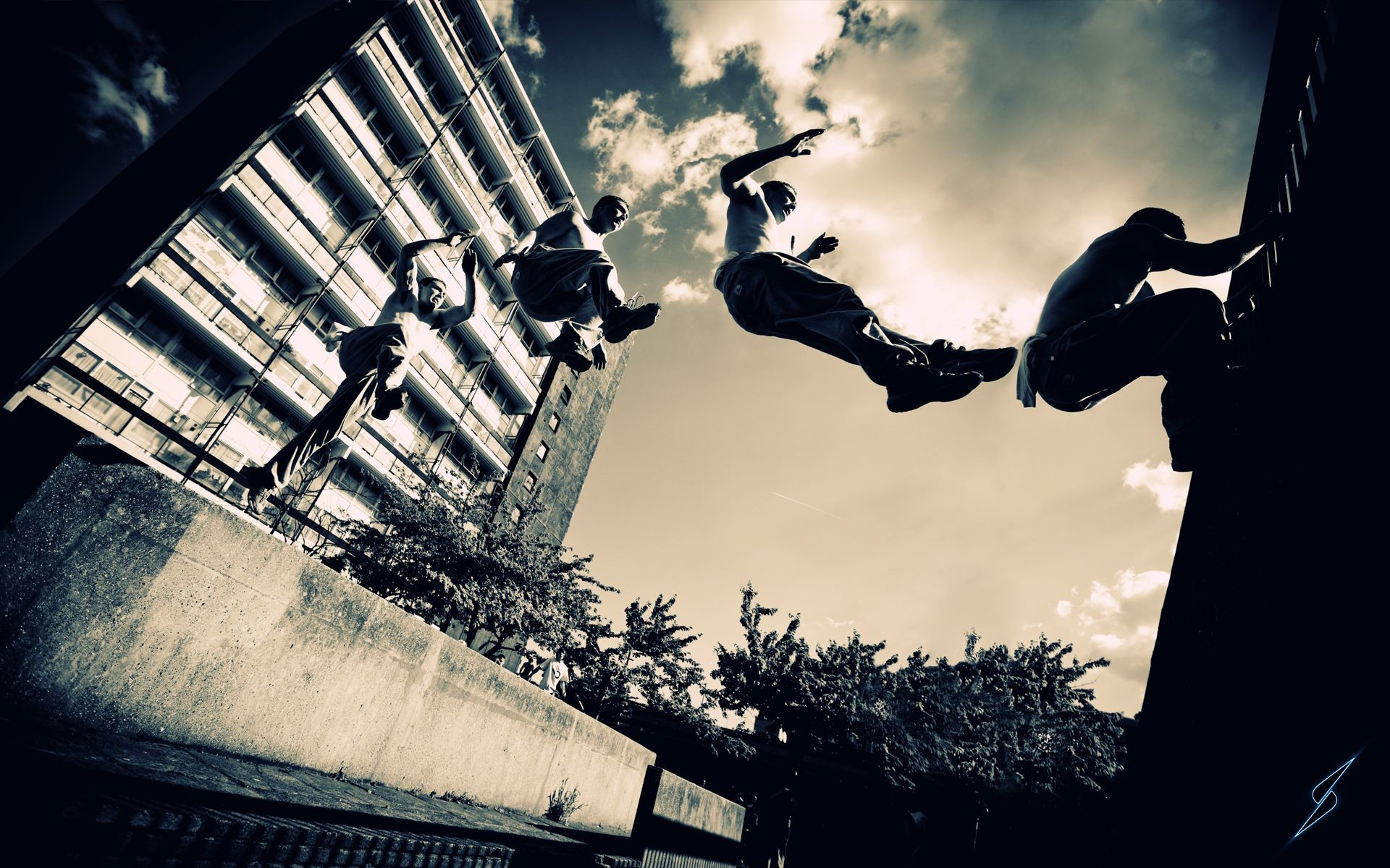 Free 3d Widescreen Wallpapers For Pc Freerunning Wallpapers 183 ①
