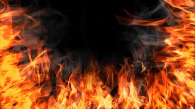 Cool Flame Backgrounds ·①