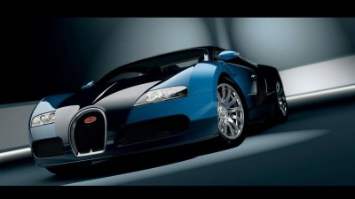 Bugatti Veyron HD Wallpaper ·①