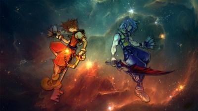 Kingdom Hearts Riku Wallpaper ·①