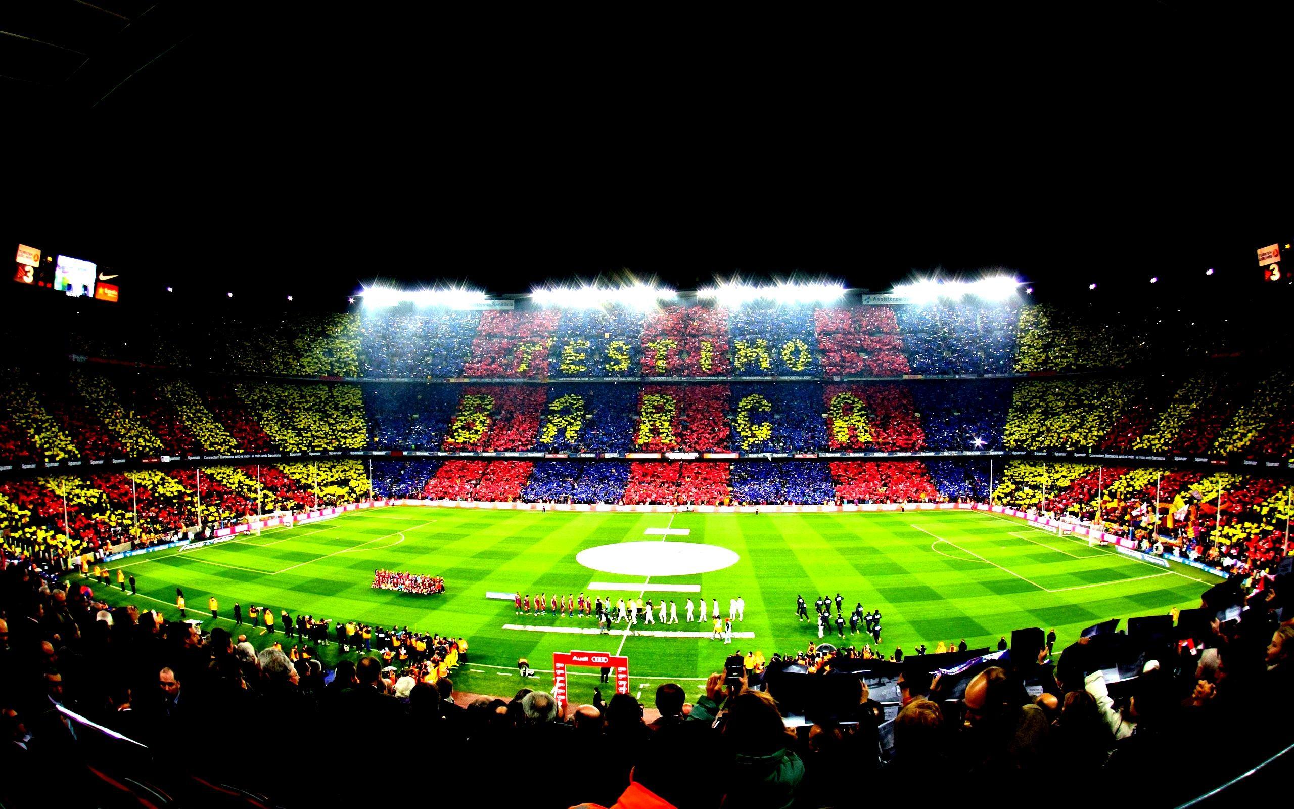 Hp Wallpaper Hd 1920x1080 Camp Nou Wallpaper 183 ①