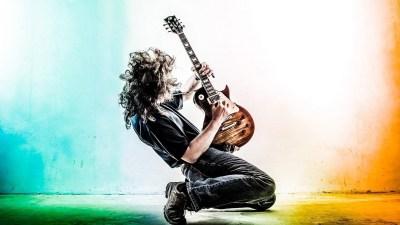 Rock Guitar Wallpaper HD ·① WallpaperTag