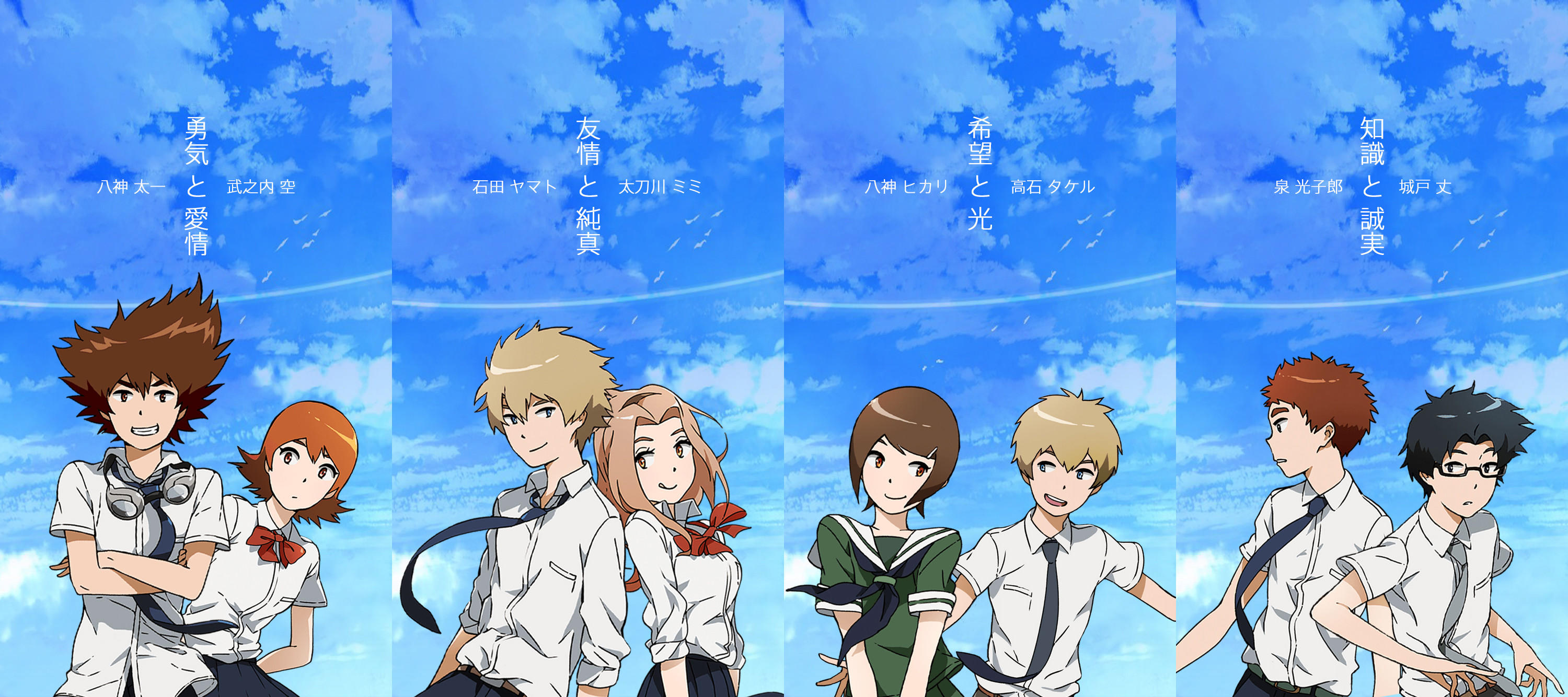 Cute Keychains Wallpapers Digimon Adventure Tri Wallpapers 183 ①
