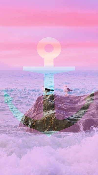 Anchor Desktop Backgrounds ·①