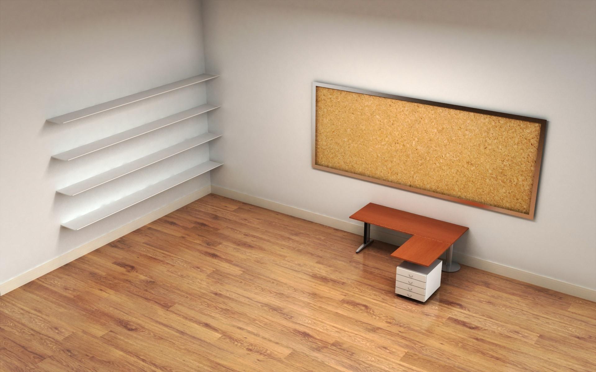 Shelf Desktop Background 1