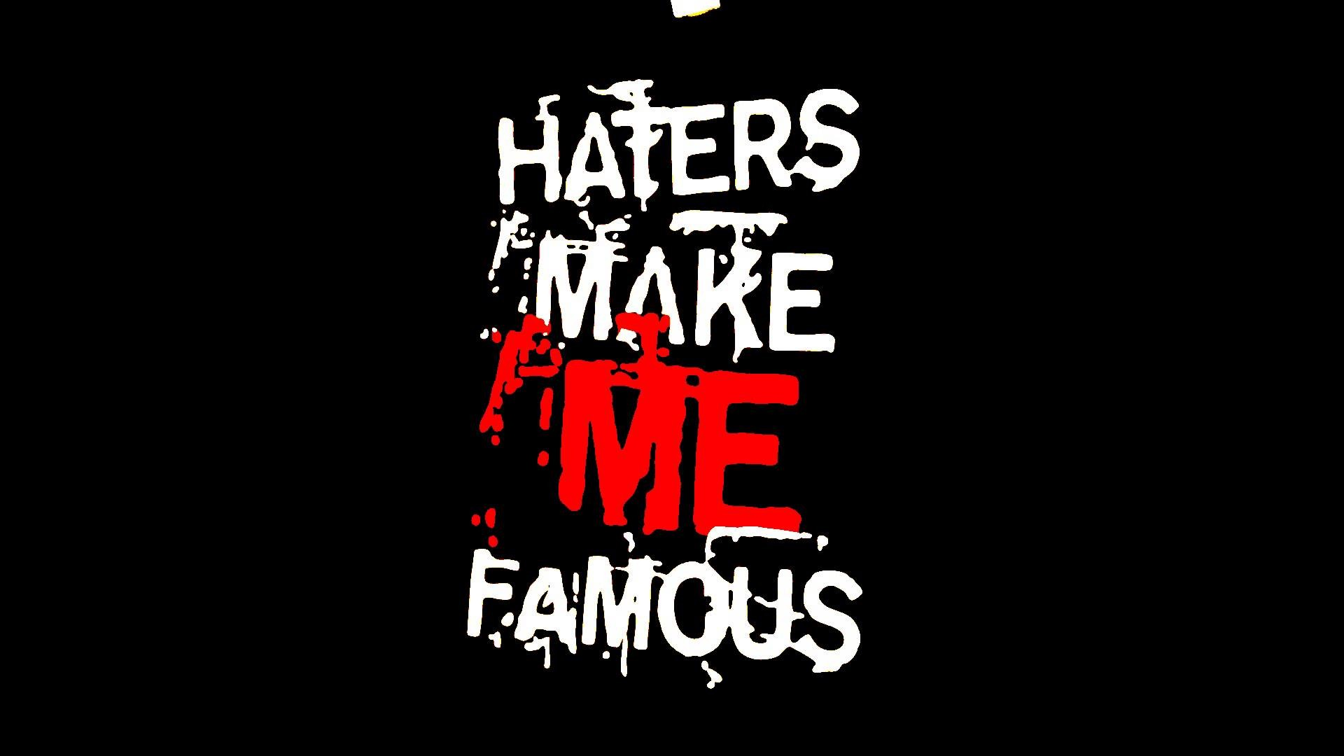 Bts Quotes Wallpaper Iphone Hd I Love Haters Wallpaper 183 ①