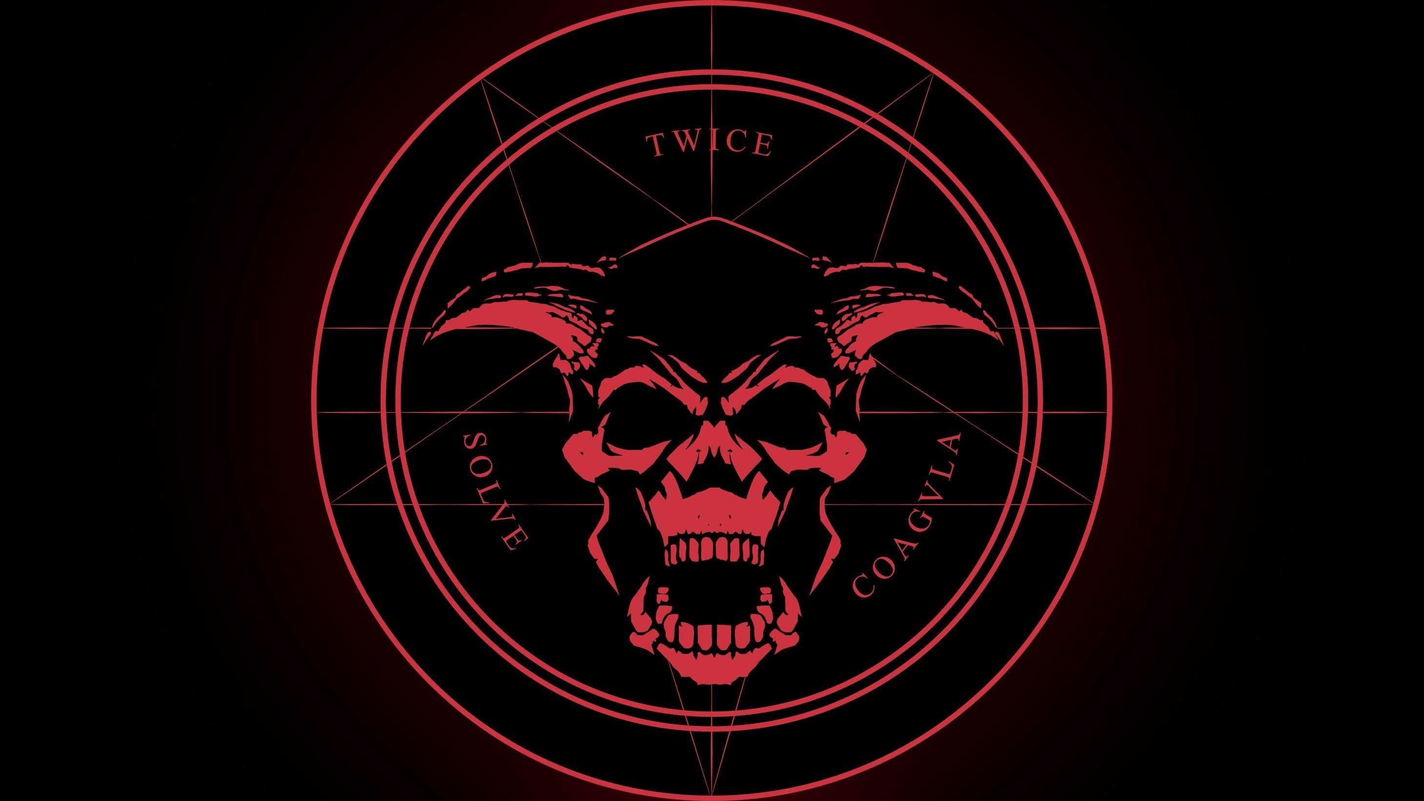 Hd Quote Wallpapers For Windows 10 Free Download Satanic Pentagram Wallpaper 183 ①