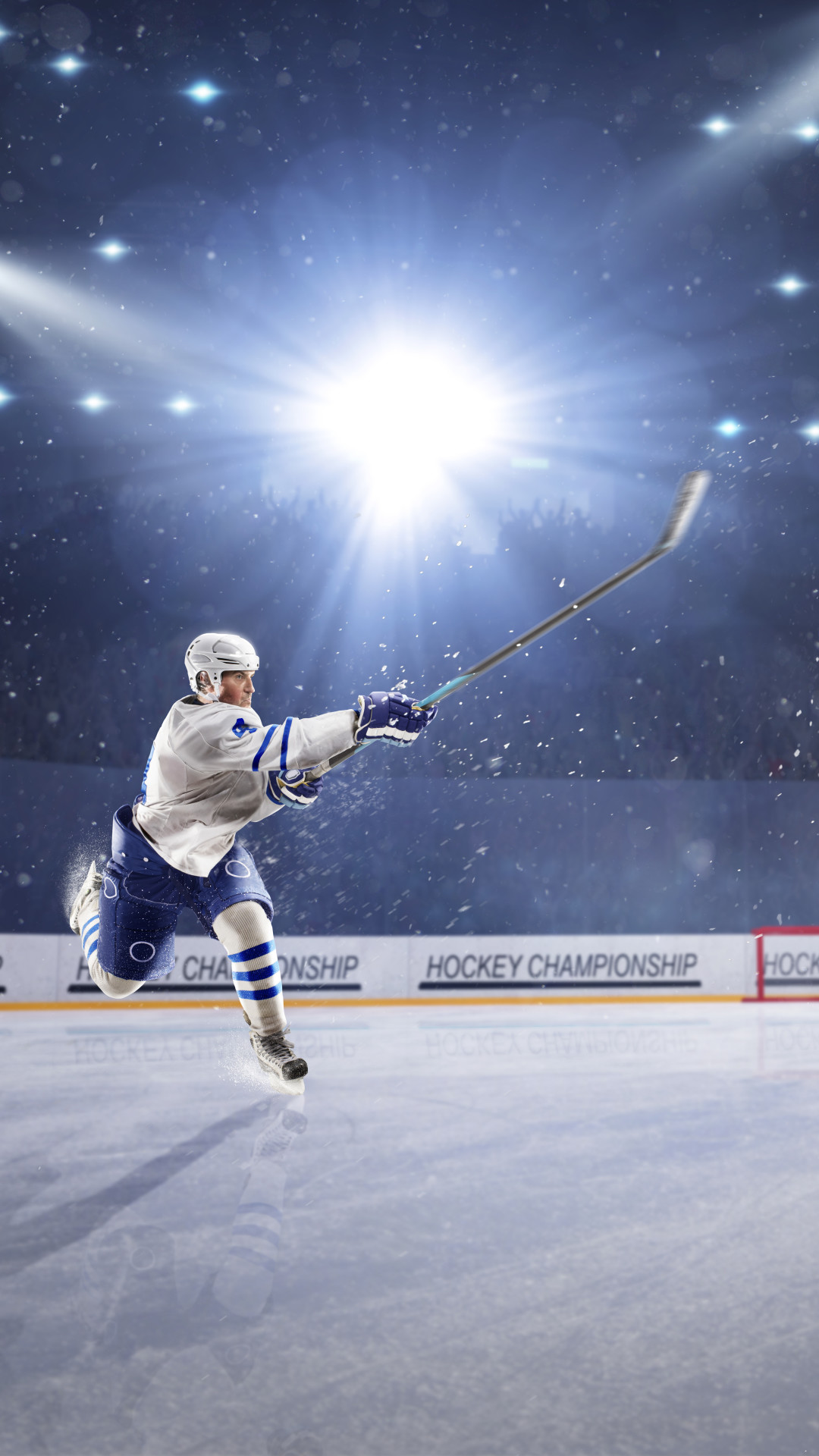 Cool 3d Ipad Wallpapers Hockey Wallpaper 183 ①