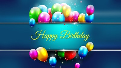 Happy Birthday wallpaper ·① Download free full HD wallpapers for desktop, mobile, laptop in any ...
