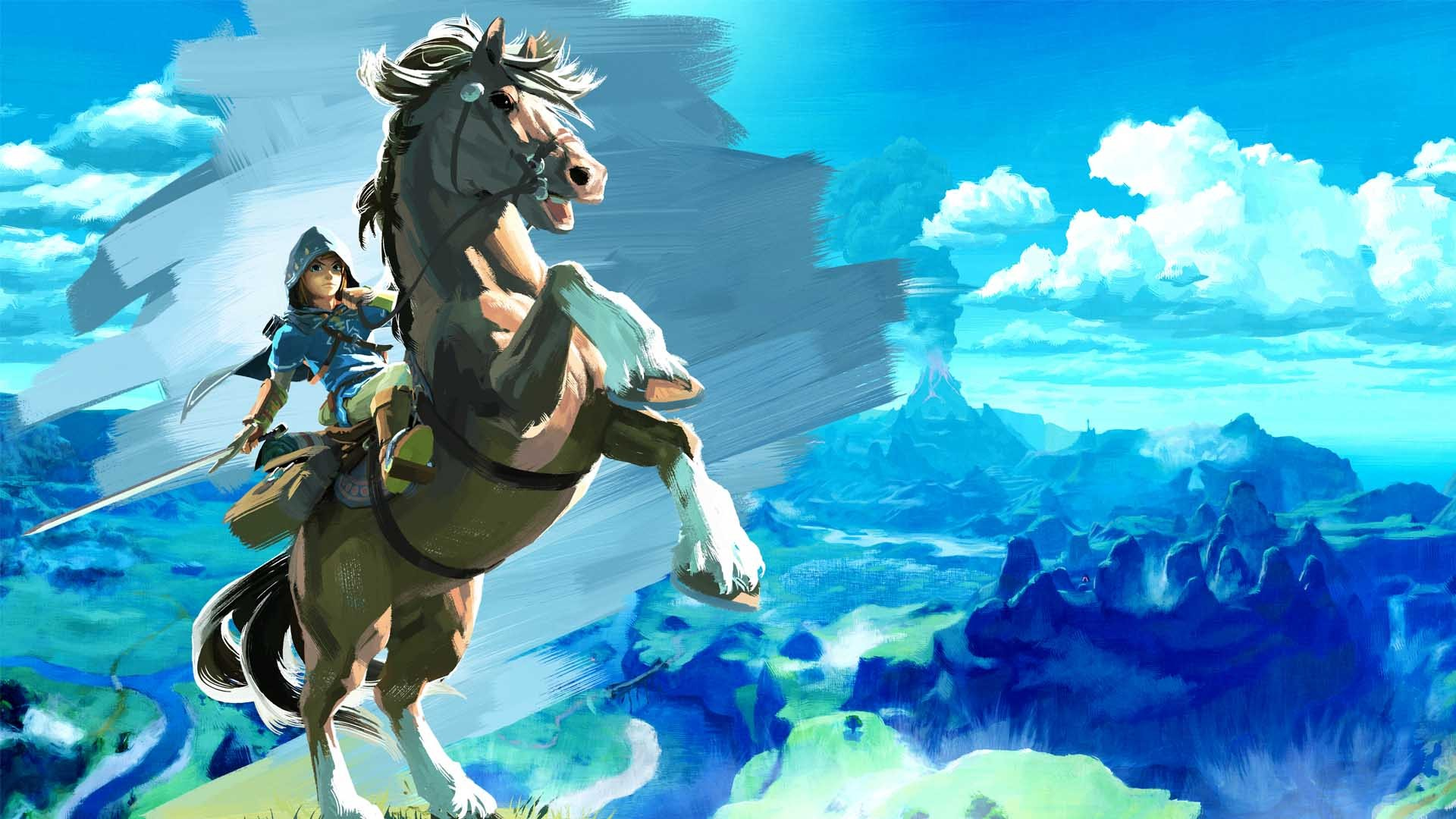 Zelda Botw Wallpaper Iphone X Breath Of The Wild Background 183 ① Download Free High