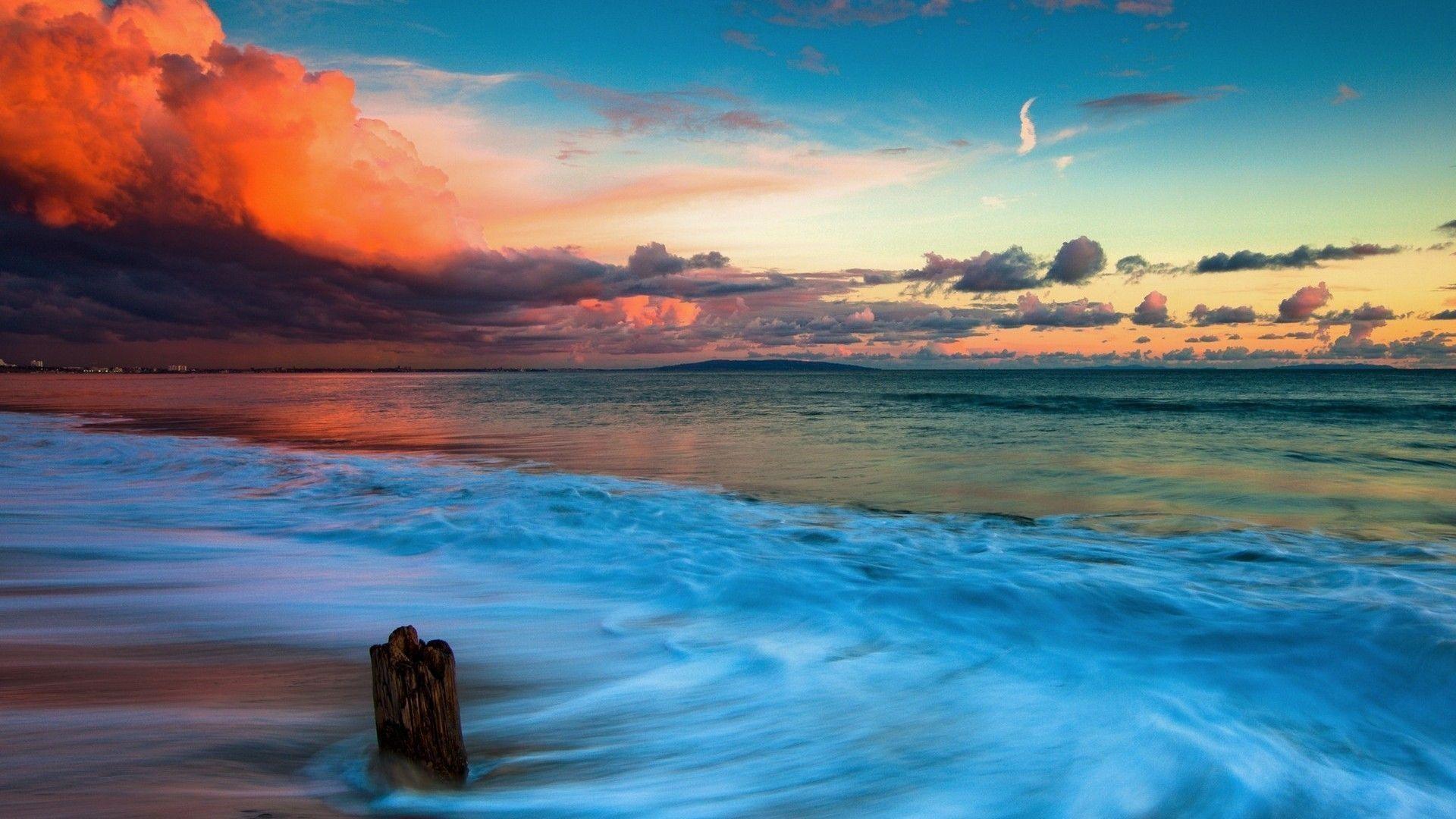 Los Angeles Wallpaper Iphone 6 Plus California Beach Wallpaper 183 ①