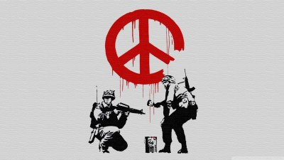 Banksy wallpaper ·① Download free full HD backgrounds for desktop, mobile, laptop in any ...