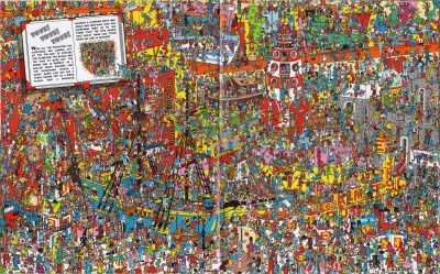 Waldo Wallpaper ·①