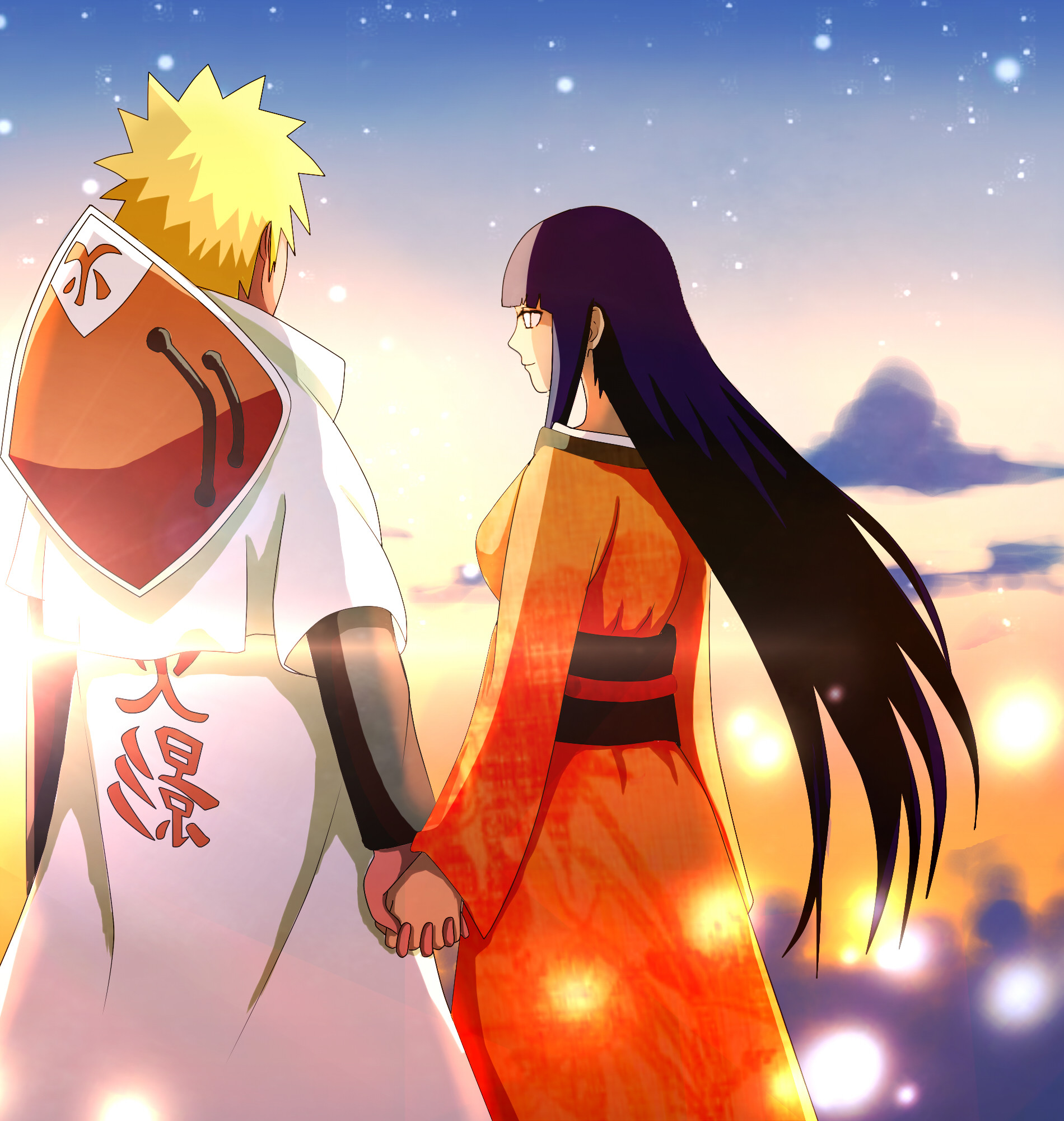 Girl And Boy Kiss Wallpaper Download Naruto X Hinata Wallpapers 183 ①