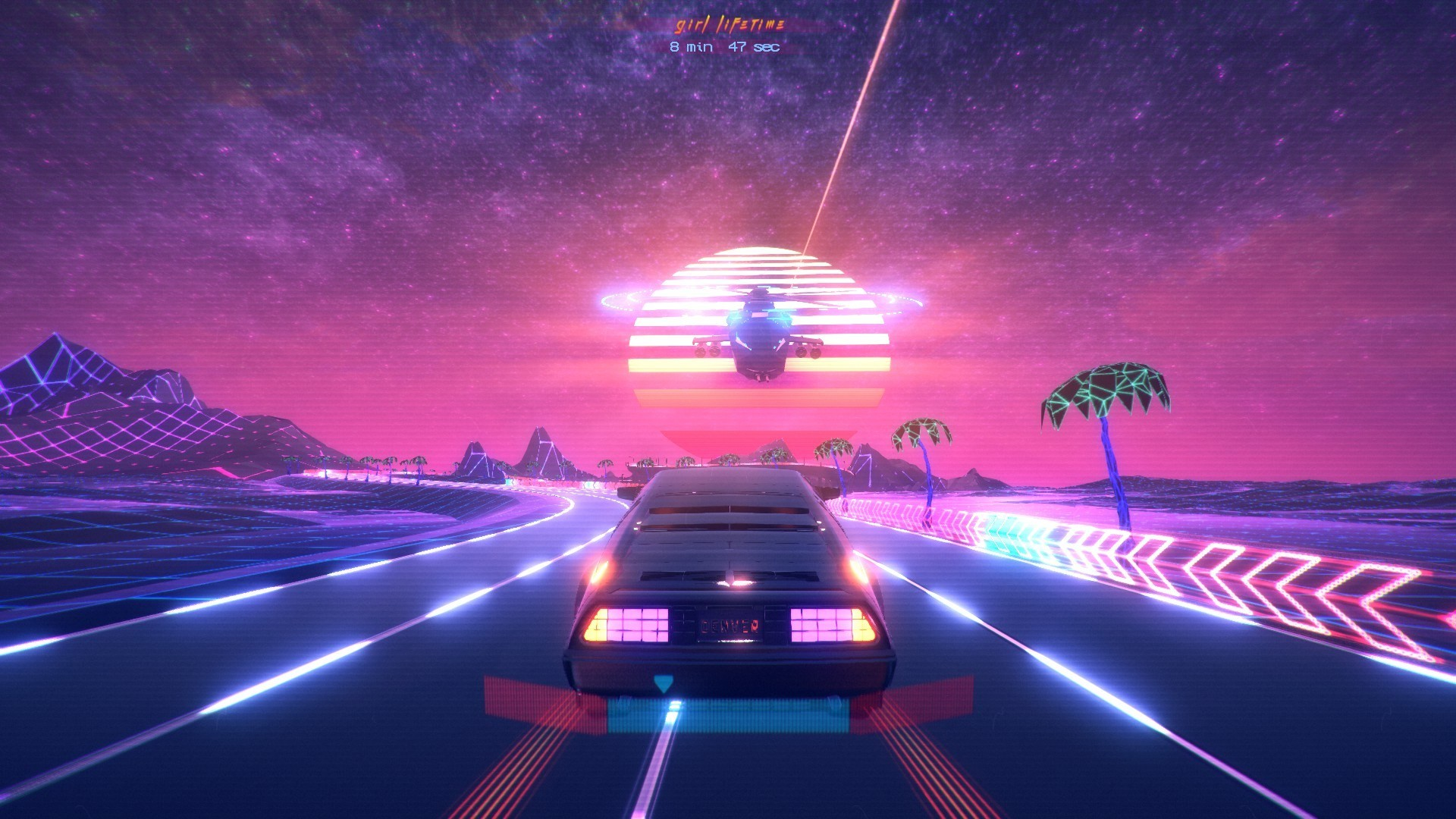 1920 Car Synthwave Wallpaper 80s Wallpaper 183 ① Download Free Amazing High Resolution