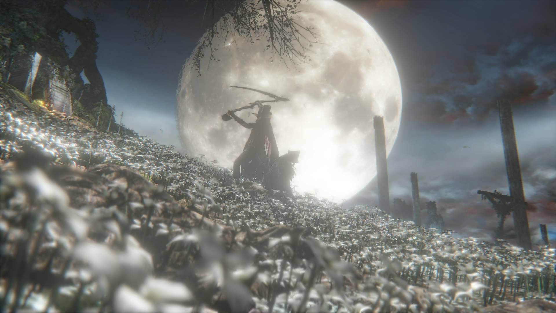 Gaming Wallpaper Iphone X Bloodborne Wallpaper 183 ① Download Free Cool High Resolution