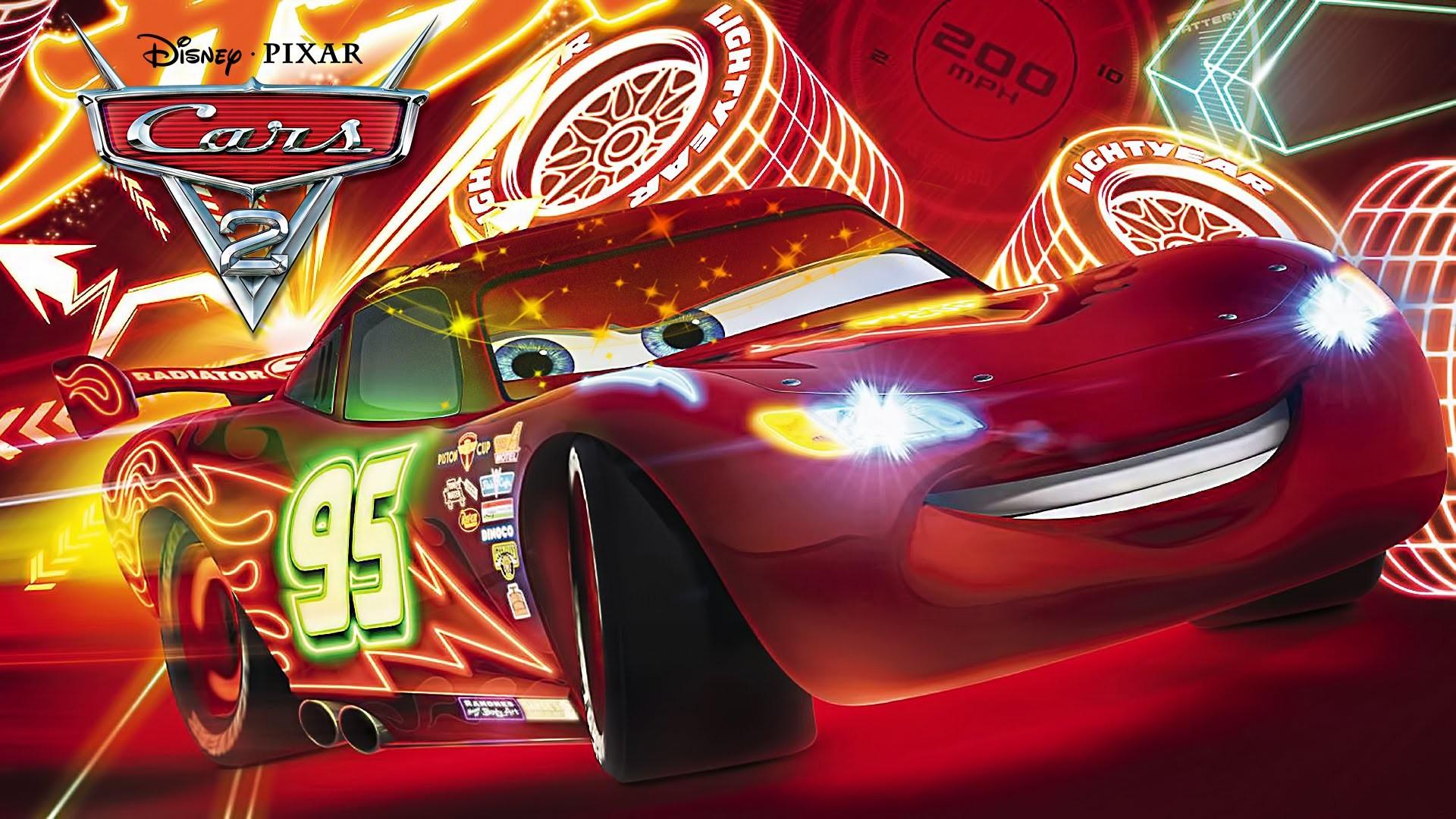 Pixar Cars Desktop Wallpaper Lightning Mcqueen Wallpaper 183 ①
