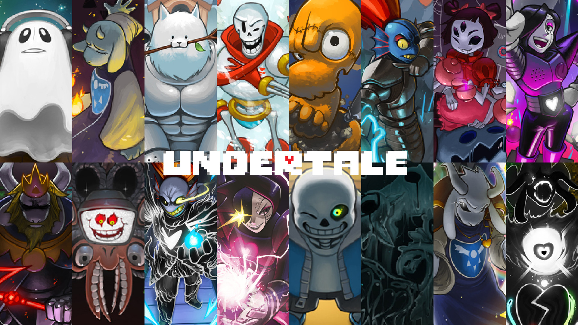 Anime Girl Wallpapers Phone Undertale Wallpapers 183 ①