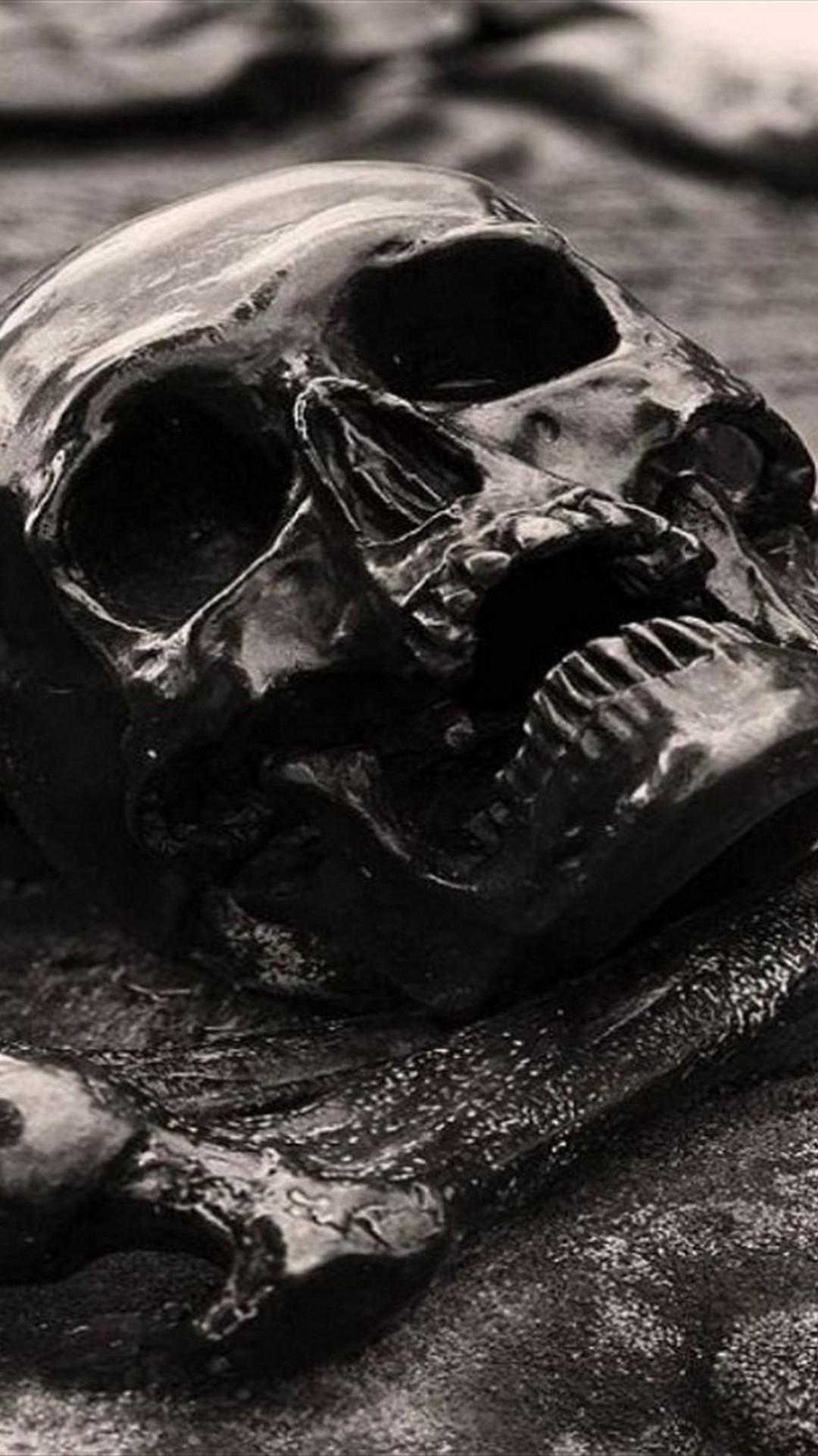 Iphone 6 Plus Muscle Car Wallpaper Dark Skull Wallpaper 183 ①