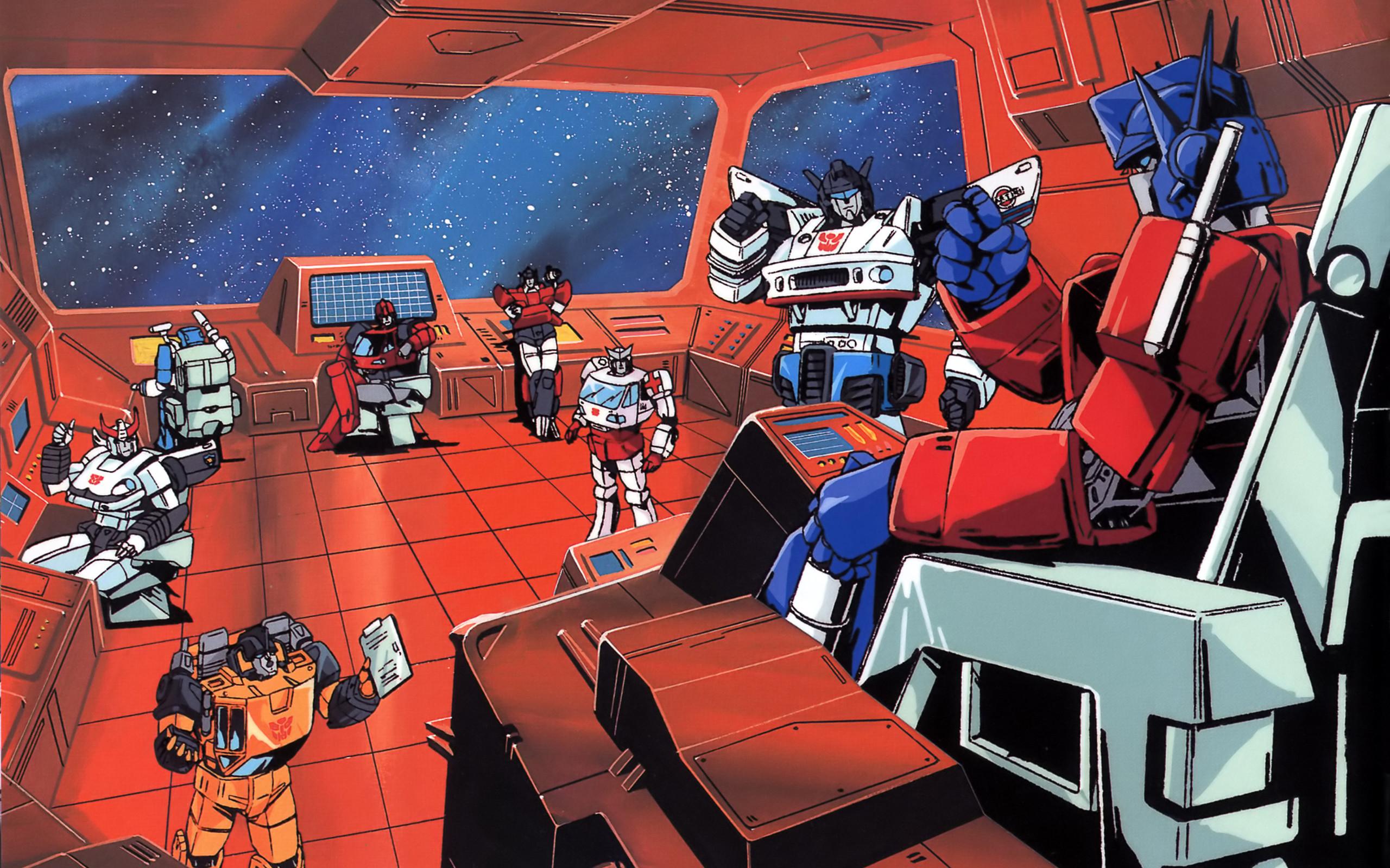 Transformers Fall Of Cybertron Wallpaper Hd Transformers G1 Series Optimus Prime And Grimlock Wallpaper 183 ①