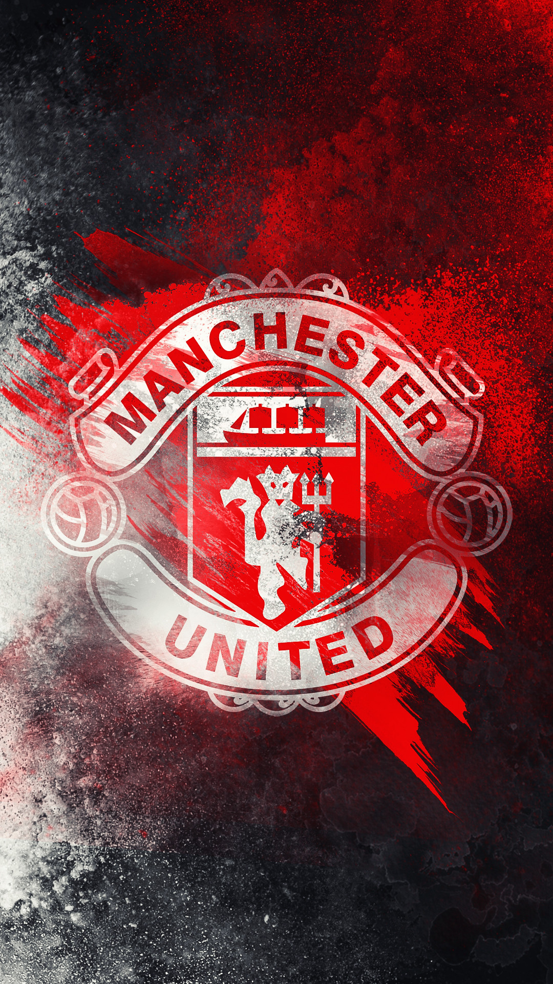 Iphone 6s Plus Wallpaper Hd Manchester United Logo Wallpaper Hd 2017 183 ①