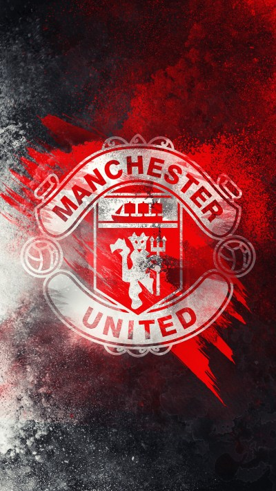 Manchester United Logo Wallpaper HD 2017 ·①