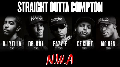 Straight Outta Compton Wallpapers ·①