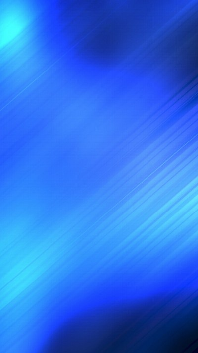 Android Blue Wallpaper ·①