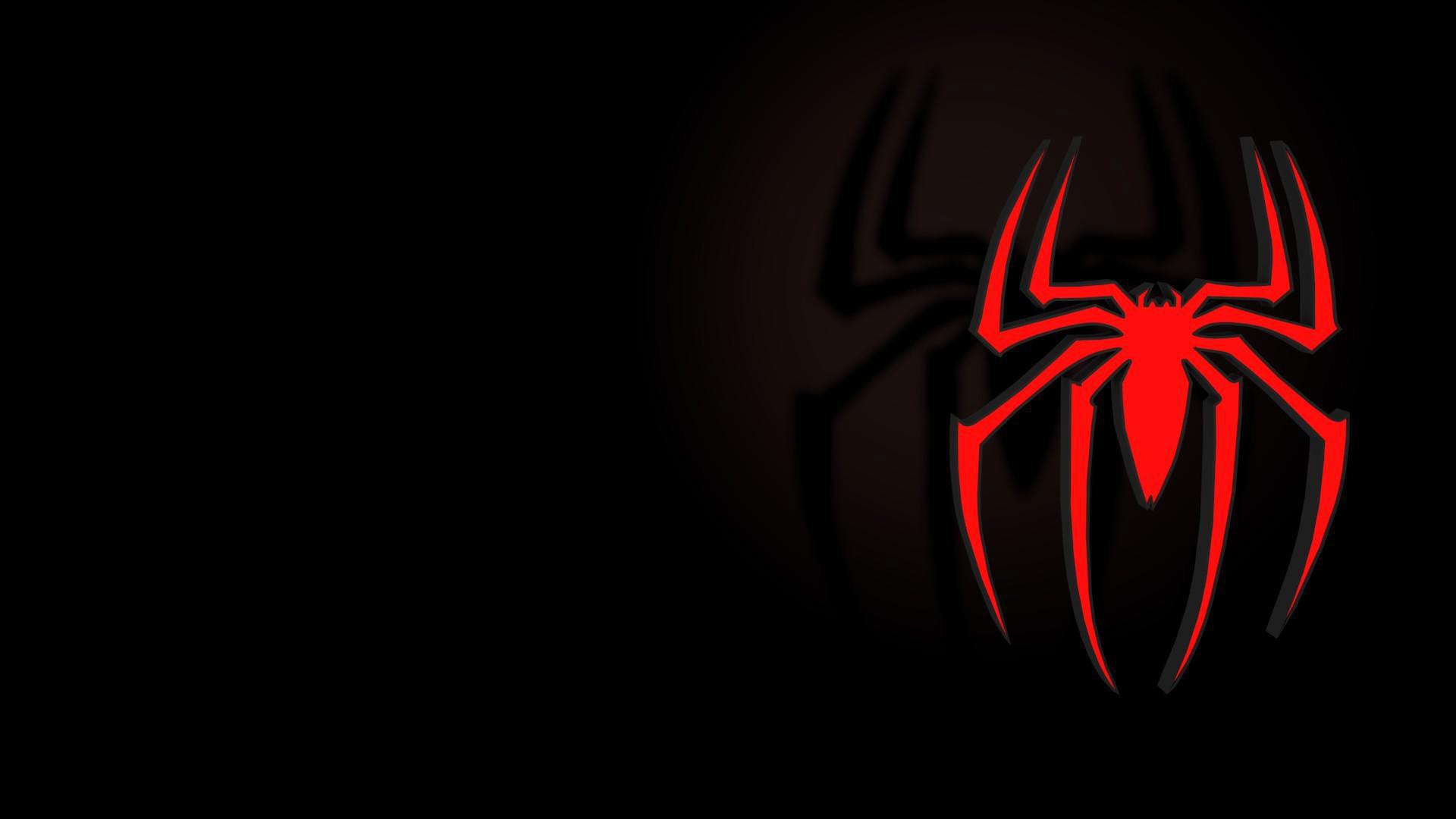 Skyrim Iphone X Wallpaper Spiderman Logo Wallpaper 183 ①