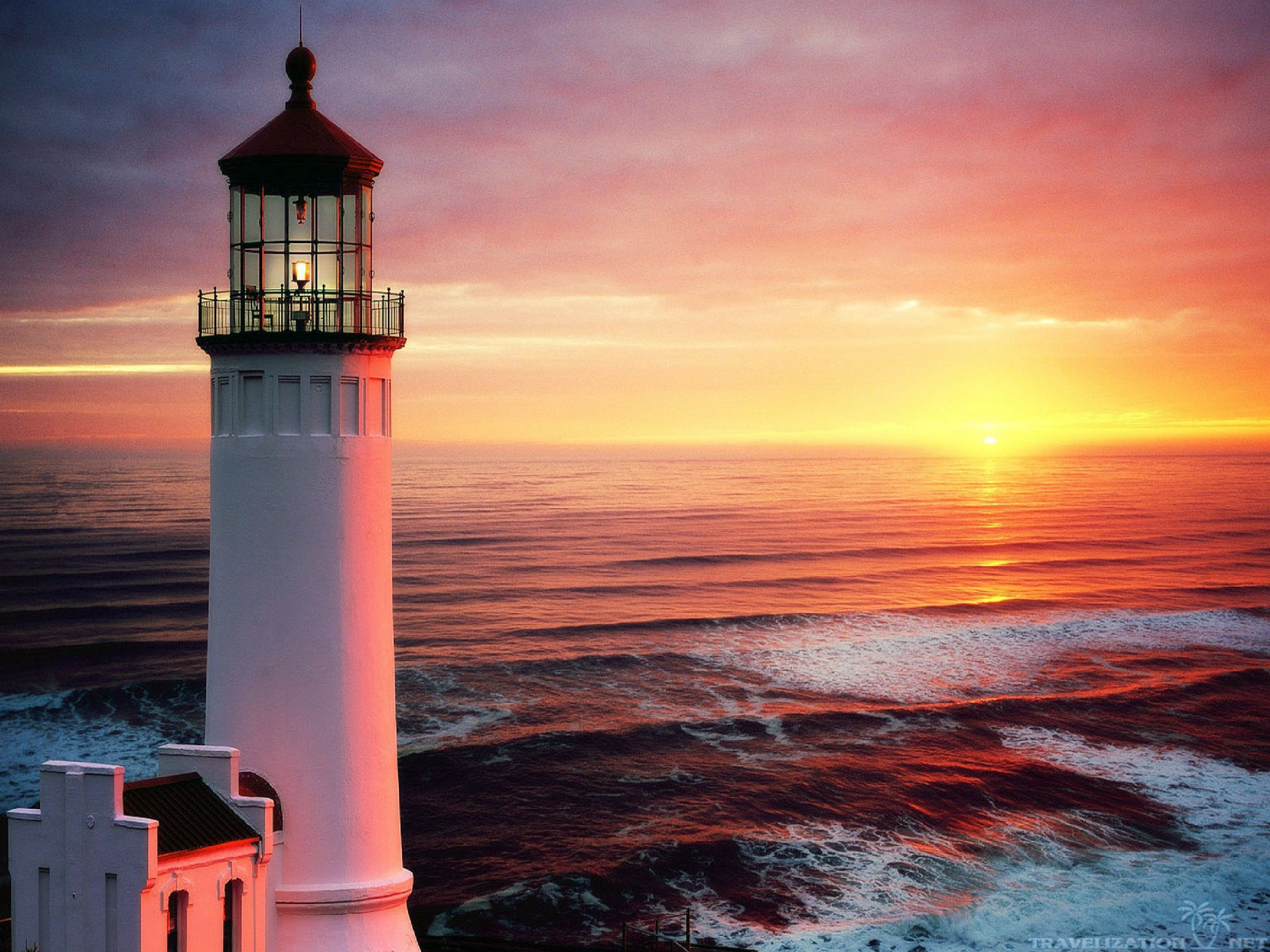 Lighthouse Background Lighthouse Ecosia