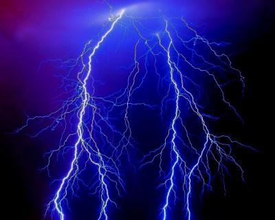 Lightning Wallpaper HD ·①