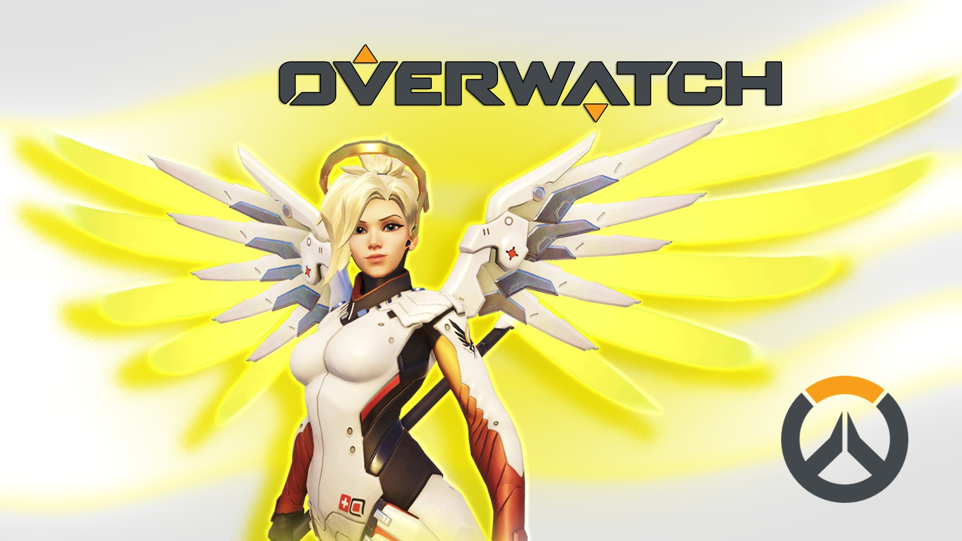 Genji Wallpaper Iphone Overwatch Mercy Wallpaper 183 ① Download Free Beautiful