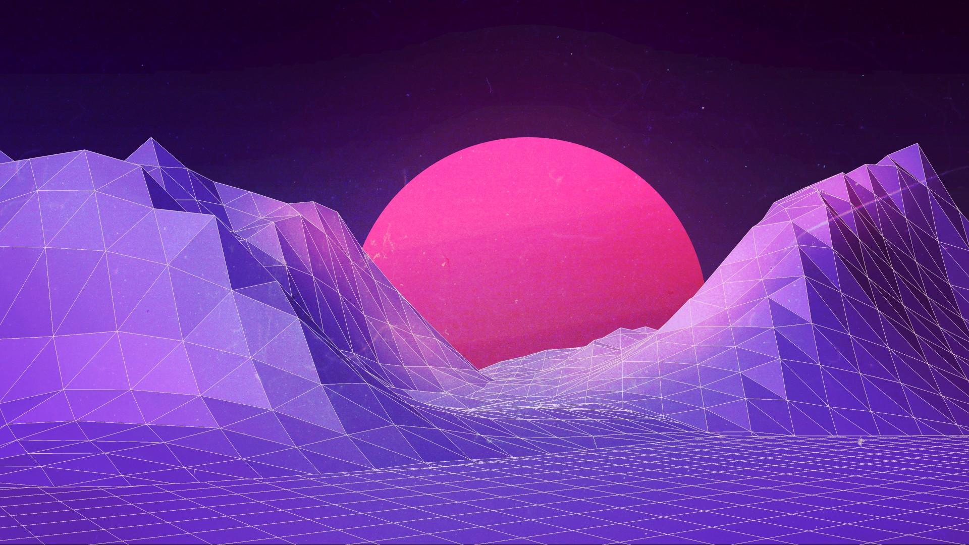 Iphone Wave Wallpaper Vaporwave Background 183 ① Download Free Stunning High