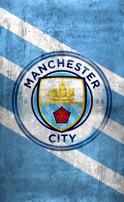 Manchester City Logo Wallpaper ·①