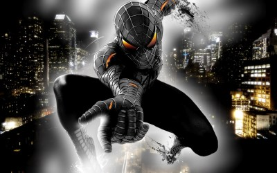 Black Spider Man Wallpapers ·① WallpaperTag