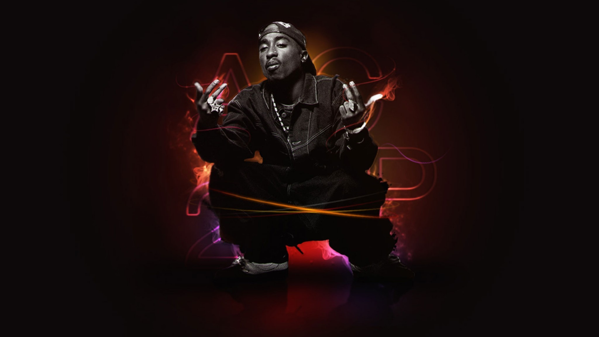Lil Wayne 3d Wallpaper Tupac And Biggie Wallpaper 183 ①