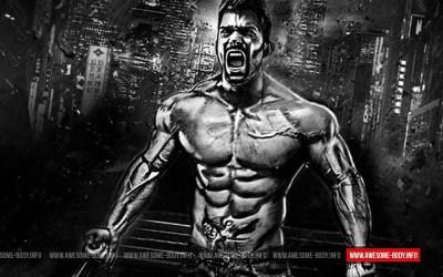 Bodybuilding Wallpaper HD 2017 ·①