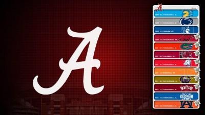 2018 Cool Alabama Football Backgrounds ·①