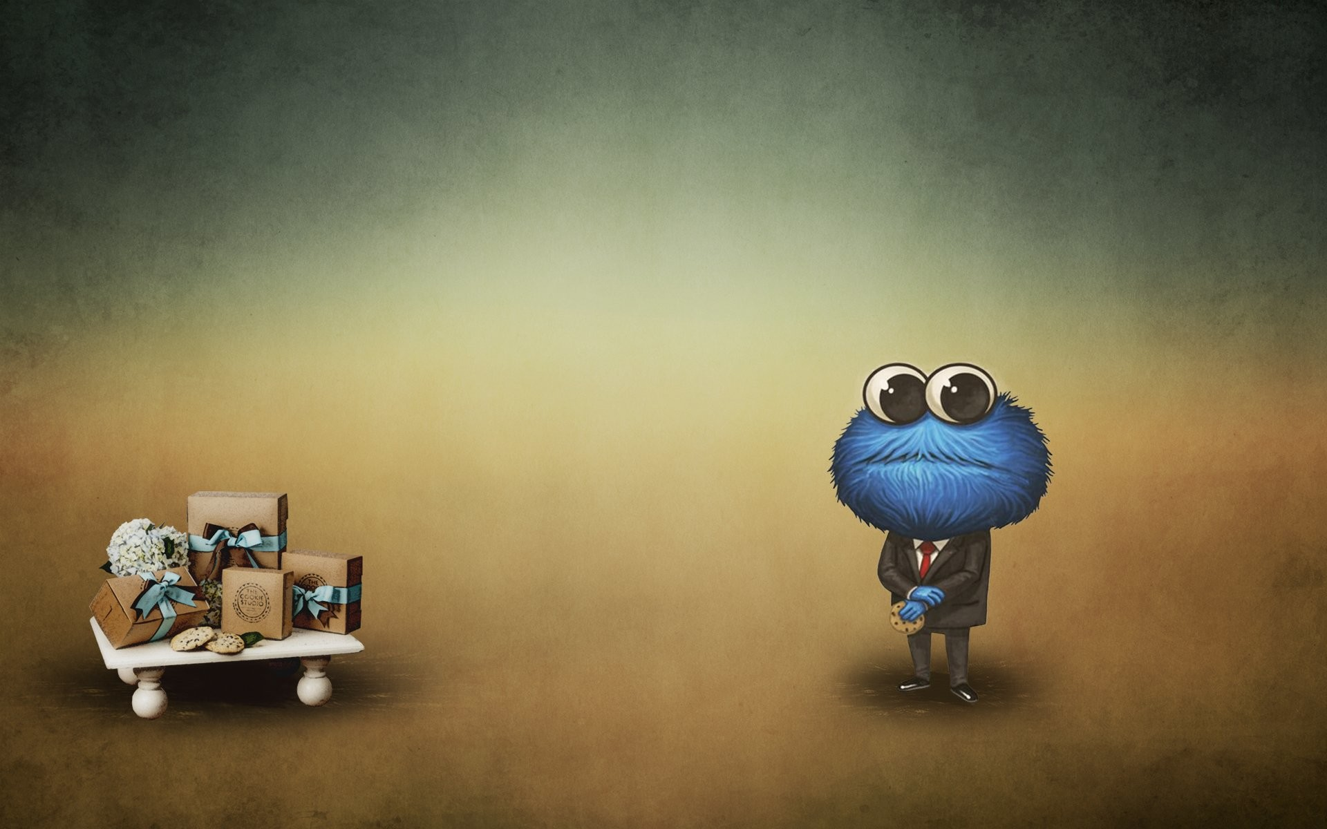 Cute Cookie Monster Wallpaper Cookie Monster Backgrounds 183 ①