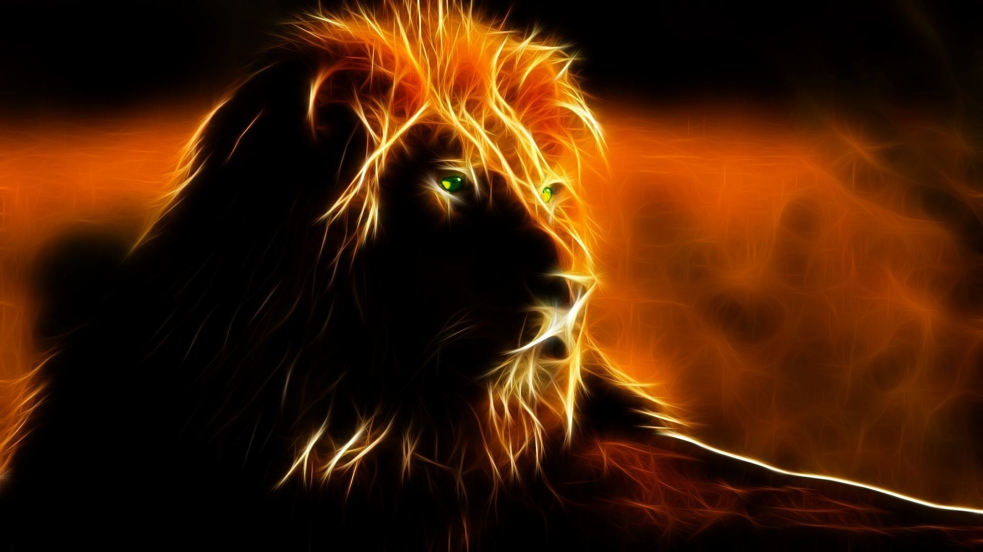 3d Angel Wallpapers Free Fire Lion Wallpapers 183 ①