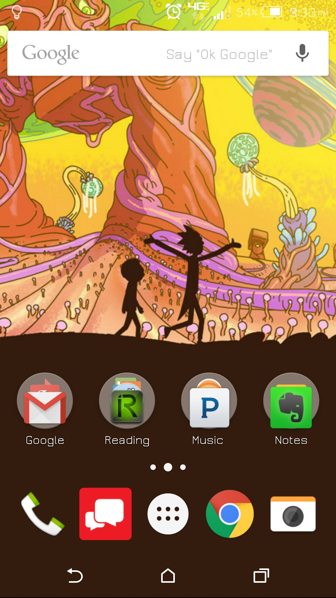 Gravity Falls Wallpaper For Android 33 Rick And Morty Wallpapers 183 ① Download Free Cool High