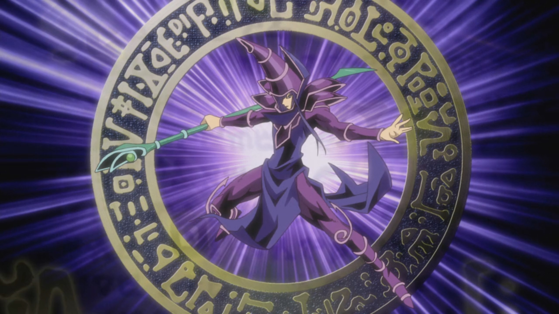 Gagaga Girl Wallpaper Dark Magician Wallpaper 183 ①