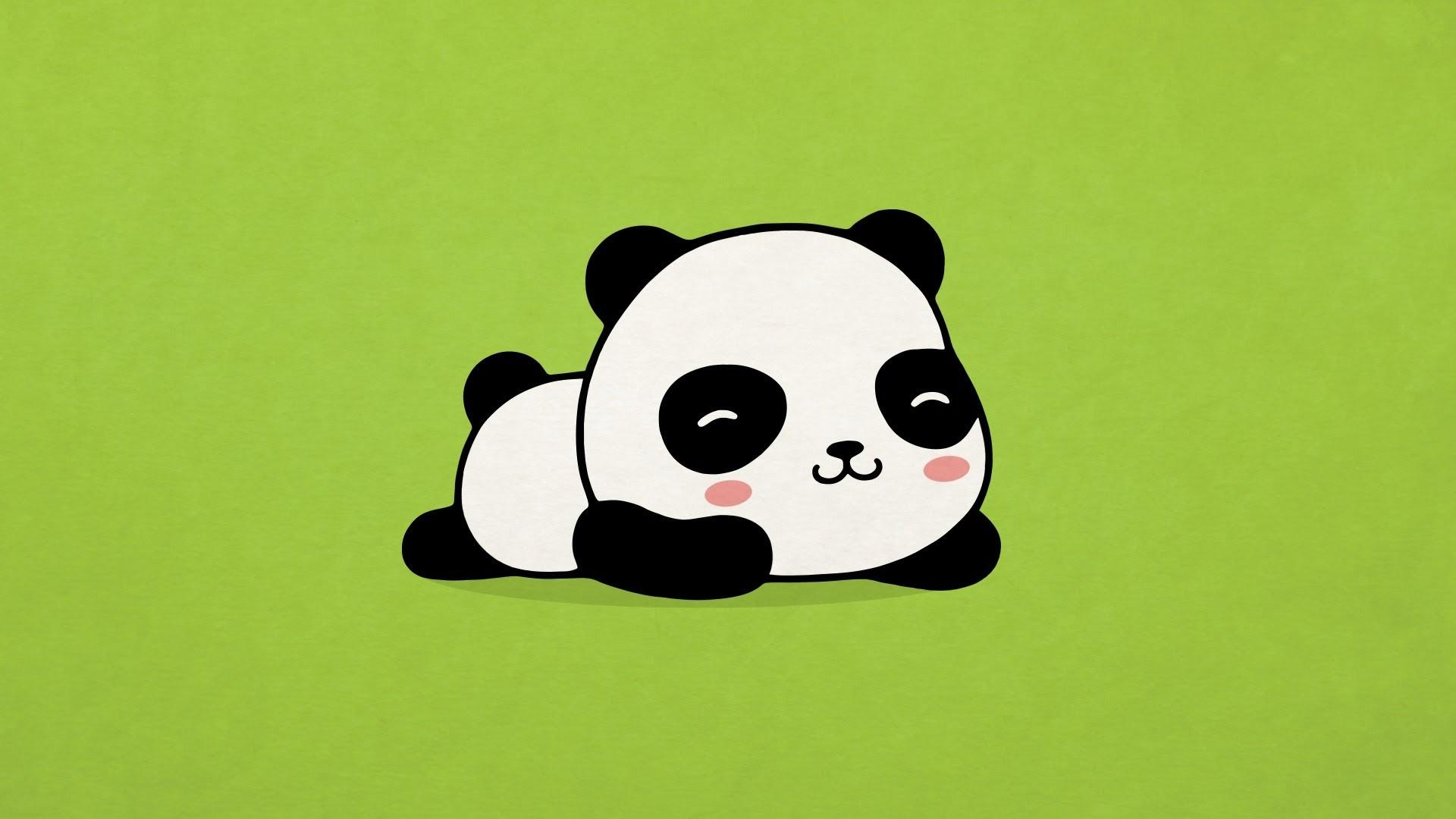 Cute Girl Wallpapers For Iphone Kawaii Tare Panda Wallpaper 183 ①