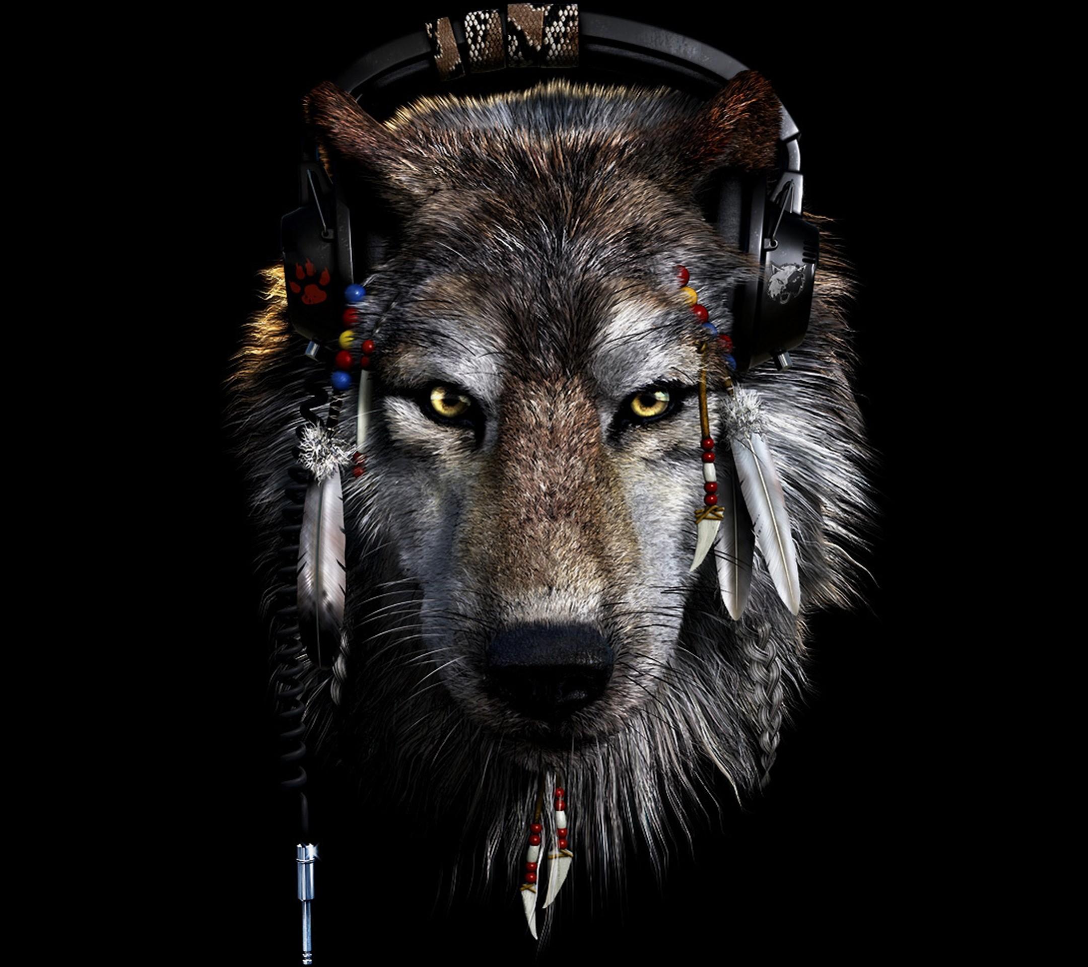 3d Wallpapers Download For Windows Xp Dark Wolf Wallpaper 183 ①